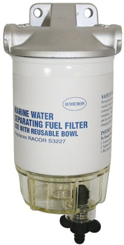 SeaSense Mercury Fuel Filter Replacement