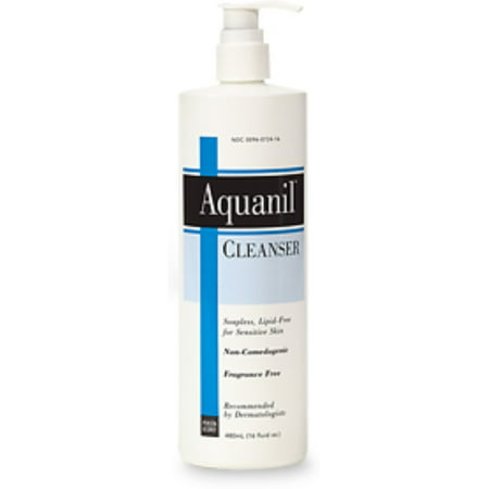 Aquanil Cleanser 16 Oz  Pack Of 2
