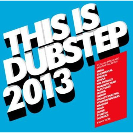 This Is Dubstep 2013 - This Is Dubstep 2013 [CD]](This Is Halloween Remix Dubstep)