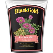 Black Gold 1410602 8 QT P 8 Quart Cactus Mix Potting Soil