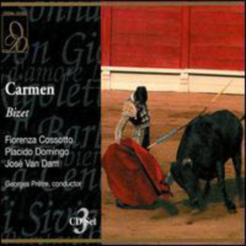 Bizet: Carmen (Cossotto/Domingo)