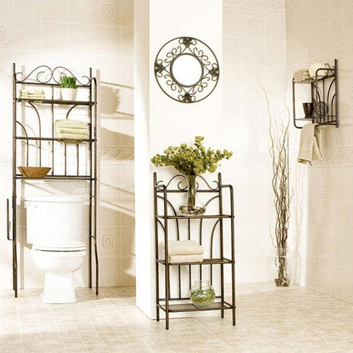 Wildon Home  Panama Bathroom Shelf