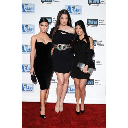 Kim Kardashian Khloe Kardashian Kourtney Kardashian At Arrivals For BravoS A-List Awards Orpheum Theatre Los Angeles Ca April 5 2009 Photo By Roth StockEverett Collection Celebrity - Kourtney Kardashian Halloween