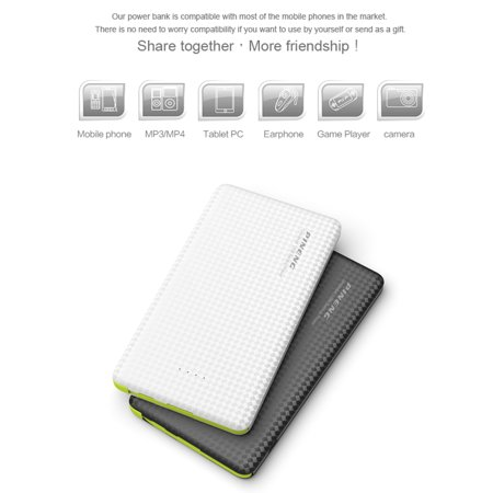 PINENG Mobile 5000mAh Power Bank Fast Charging External Battery Portable Charger Li-polymer Battery Power Bank For Android Phones - image 6 of 13