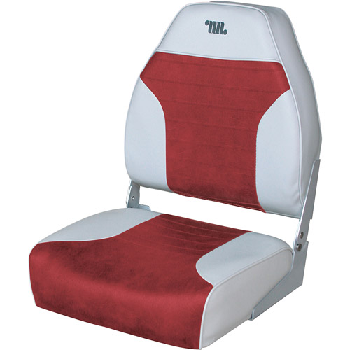 Wise Logoed Mid Back Boat Seat