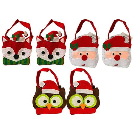 Christmas Kid Mini Totes 5