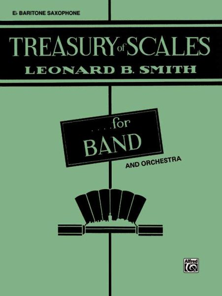 Click here to buy Treasury of Scales for Band and Orchestra 3rd B-Flat Clarinet.