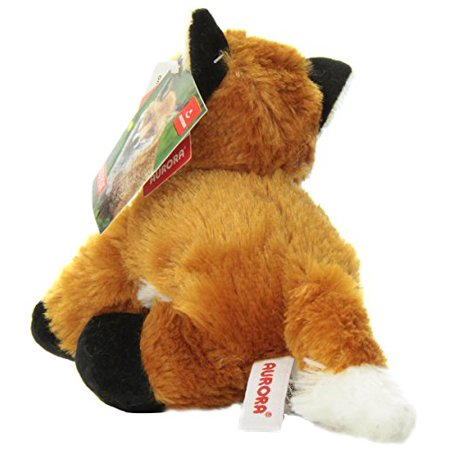 "Aurora Foxie Fox Mini Flopsie 8"" Stuffed Animal Plush - image 1 of 3"