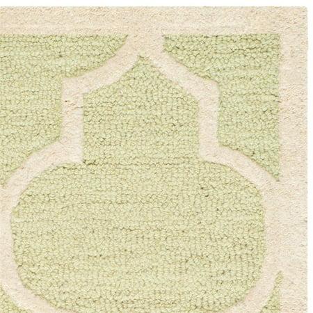 Safavieh Cambridge 5' X 8' Hand Tufted Wool Rug - image 2 de 10
