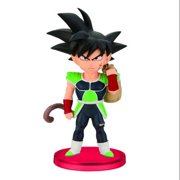 "Dragon Ball Z 2.8"" World Collectible Mini Figure: Bardock"