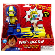 Ryan's World Series 2 Ryan's Race Rod Figure & Vehicle