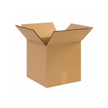 Box Packaging Heavy-Duty Double Wall Corrugated Box, Kraft - 15/Bundle - Kraft Gable Boxes