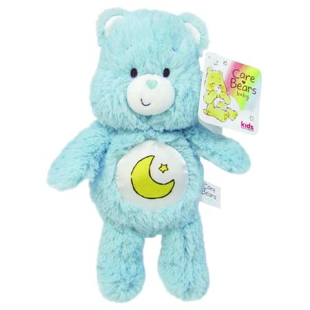 """Care Bears """"Bedtime Bear"""" Beanbag Plush"""