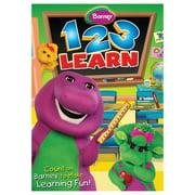 Barney: 1, 2, 3 Learn (2011) by