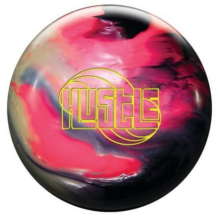 Roto Grip Hustle PRE-DRILLED Bowling Ball- Pink/Onyx/White (10