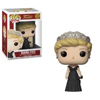 Funko Pop! Royals Diana (Princess of Wales) Vinyl Figure #03