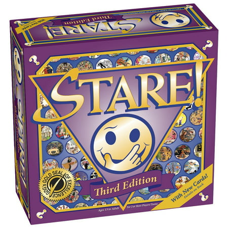 Stare! Board Game - 3rd EditionPlay in teams or as individuals - it is great fun either way By Game Development Group - Teenage Halloween Group Games