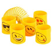 Emoji Springs (12 Count) - Party Supplies
