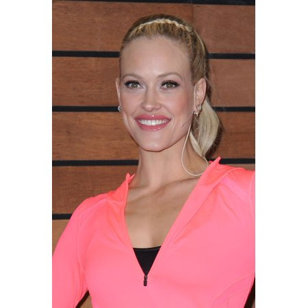 Peta Murgatroyd At A Public Appearance For Jcpenney Promotes Exclusive Xersion Activewear With Latin Dance Lessons For Shoppers Manhattan Mall New York Ny January 21 2016 Photo By Kristin (New York Best Mall)
