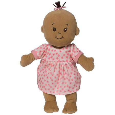 "Manhattan Toy Wee Baby Stella Beige 12"" Soft Baby Doll"