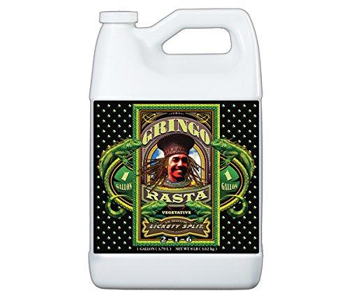 FoxFarm Gringo Rasta Lickety Split Liquid Fertilizer 1 Gallon FX14140