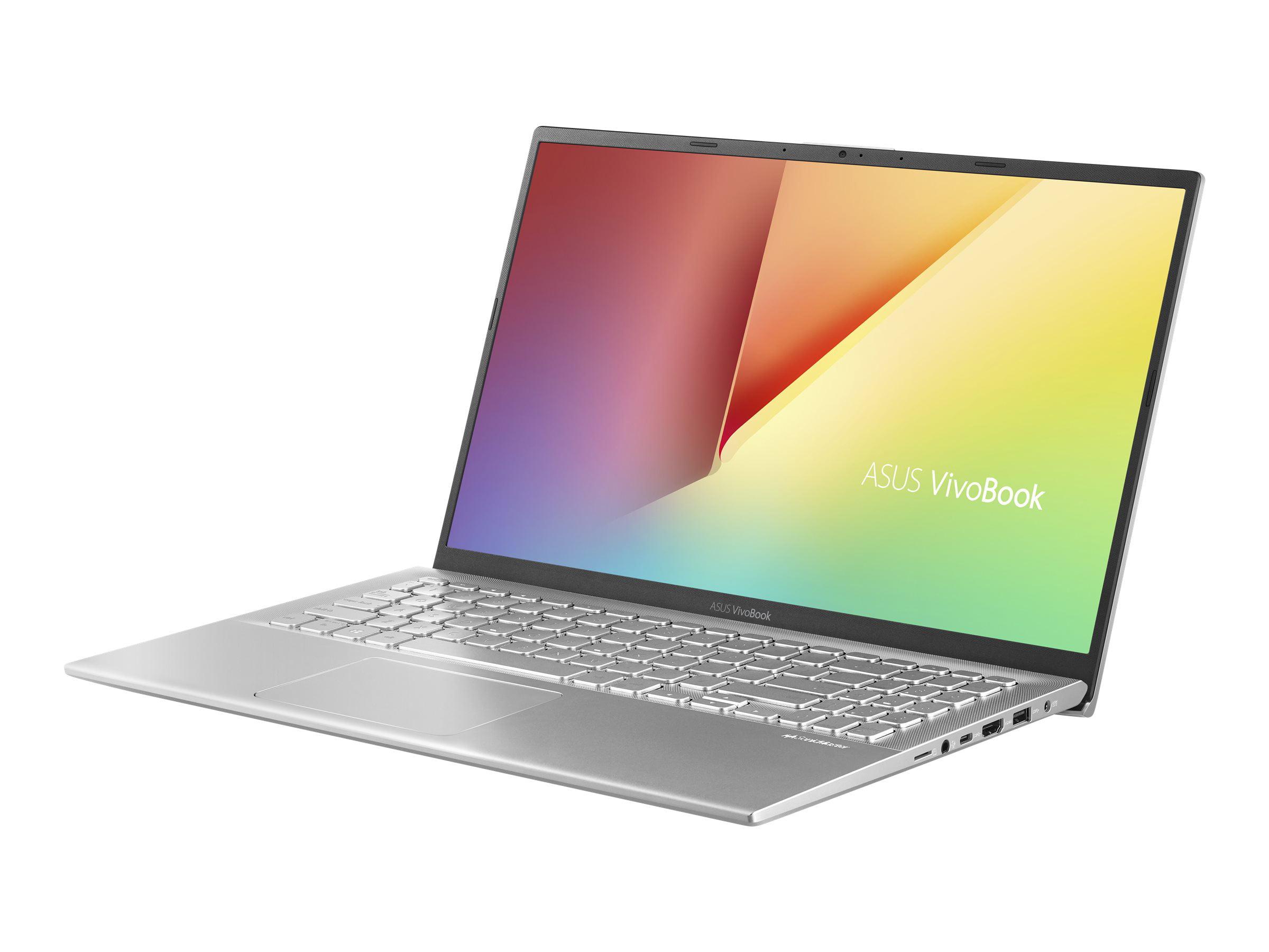 Asus Vivobook 15 15 6 1920x1080 Laptop Amd Ryzen 7 12gb Memory Amd Radeon Rx Vega 10 512gb Ssd Transparent Silver Walmart Com Walmart Com