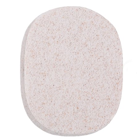 Beaute Galleria Facial Cleaning Sponge Scrub Pad, For Face and Neck, Gently Exfoliating Away Dirt and Oil, Effectively Clean Pores, Perfect For Mask and Makeup