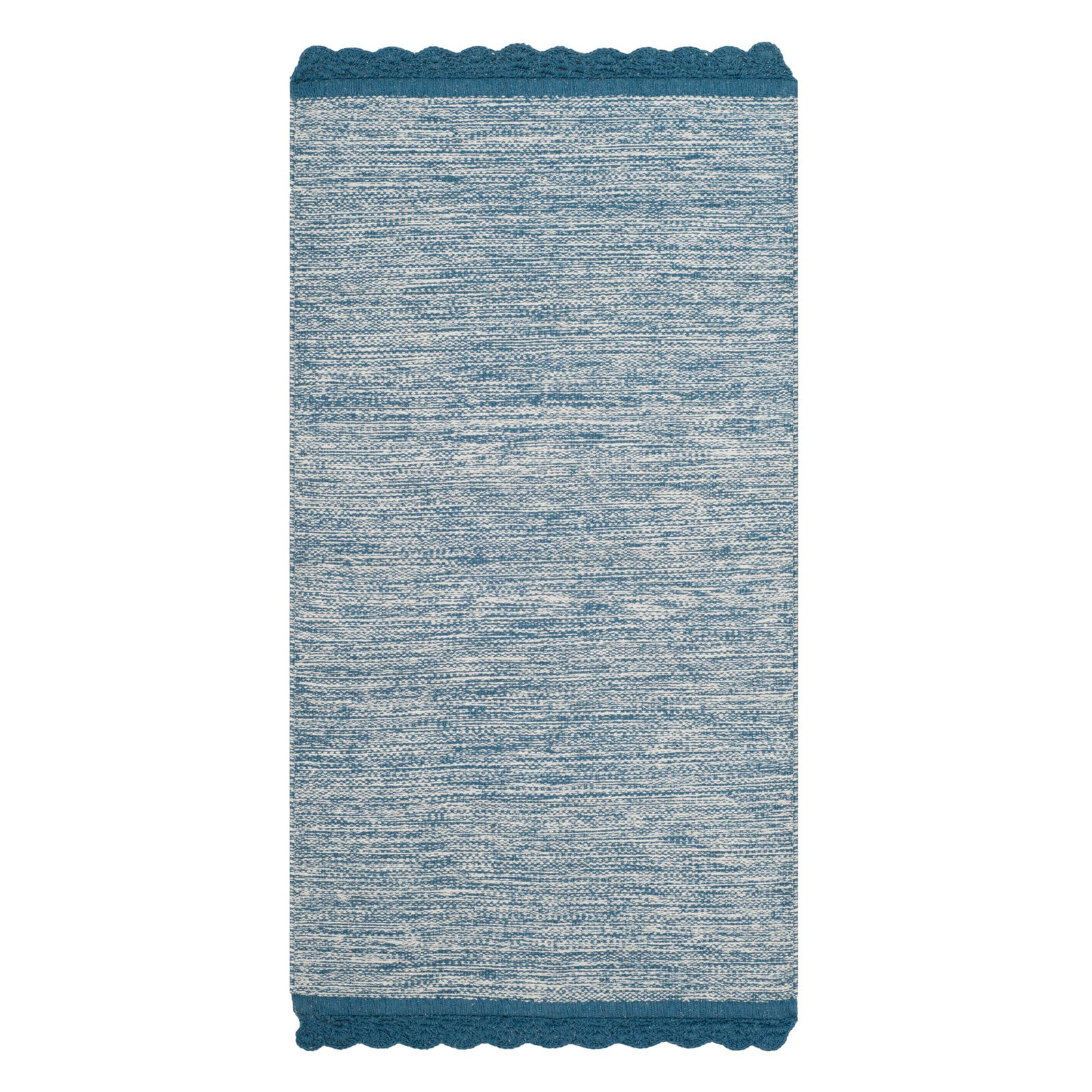 Safavieh Montauk Sharlene Solid Braided Area Rug