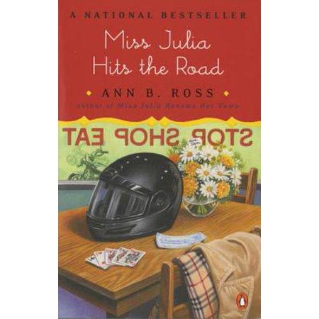 Miss Julia Hits the Road - eBook