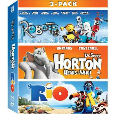 Robots   Horton Hears A Who    Rio