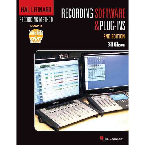 Recording Software & Plug-ins by Hal Leonard Publishing Corporation