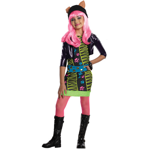 Rubies Monster High 13 Wishes Howleen Child Costume