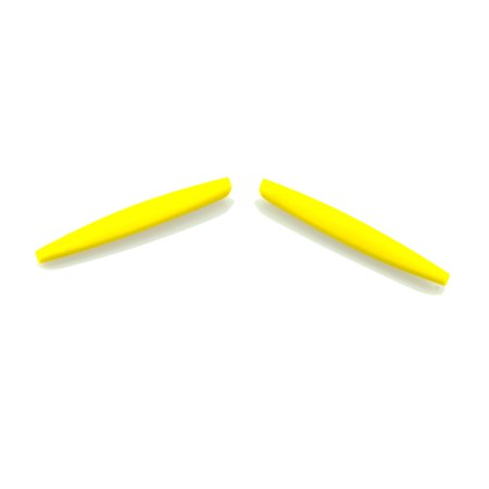 Replacement Kit Compatible with OAKLEY VENTED M Frame Heater Yellow Temples