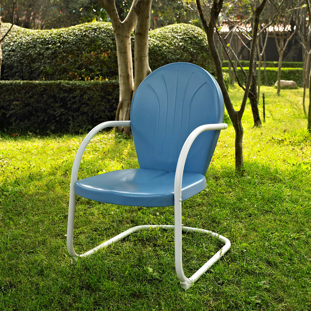 Merveilleux Crosley Furniture Griffith Metal Chair