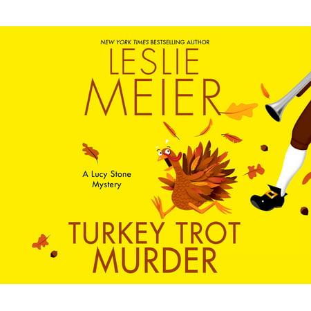 Lucy Stone Mystery: Turkey Trot Murder (Audiobook)