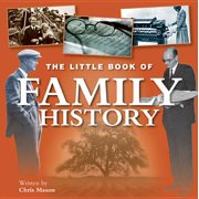 Little Book of Family History - eBook