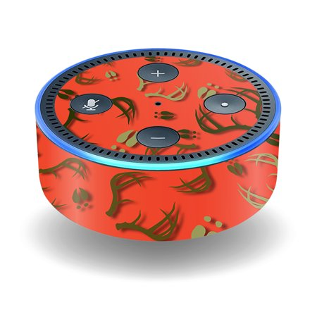 Skin Decal Wrap For Amazon Echo Dot  2Nd Generation  Stickers Nice Rack