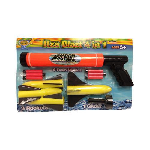 Water Sports 80035 3-In-1 Toy Water Gun by WATER SPORTS LLC