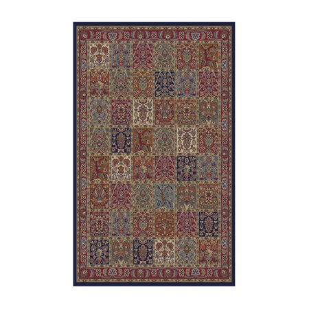 Concord Global Trading Jewel Collections Panel Area Rug (Jewel Panel Rug)