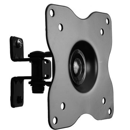 VideoSecu Tilt Swivel TV Monitor Wall Mount 19 22 23 24 26 27 28 29″ LCD LED Flat Panel Screen VESA 100×100/75x75mm W27
