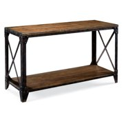 Magnussen T1755 Pinebrook Wood Rectangular Console Table