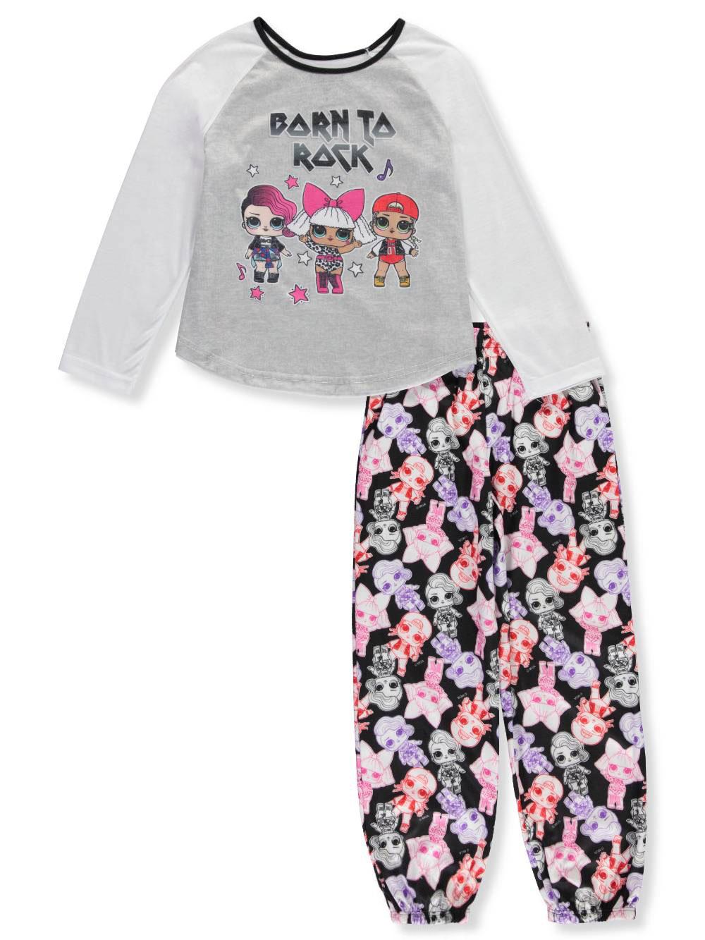 Petit Lem Little Girls Glamorous Knit Legging Pant