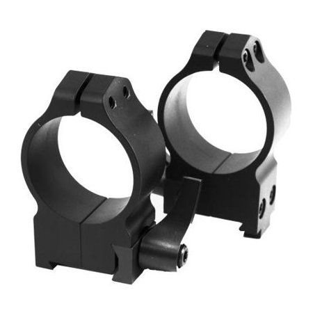 Warne Riflescope Rings for CZ 550 19mm, Quick Detach, Dovetail High Rings,