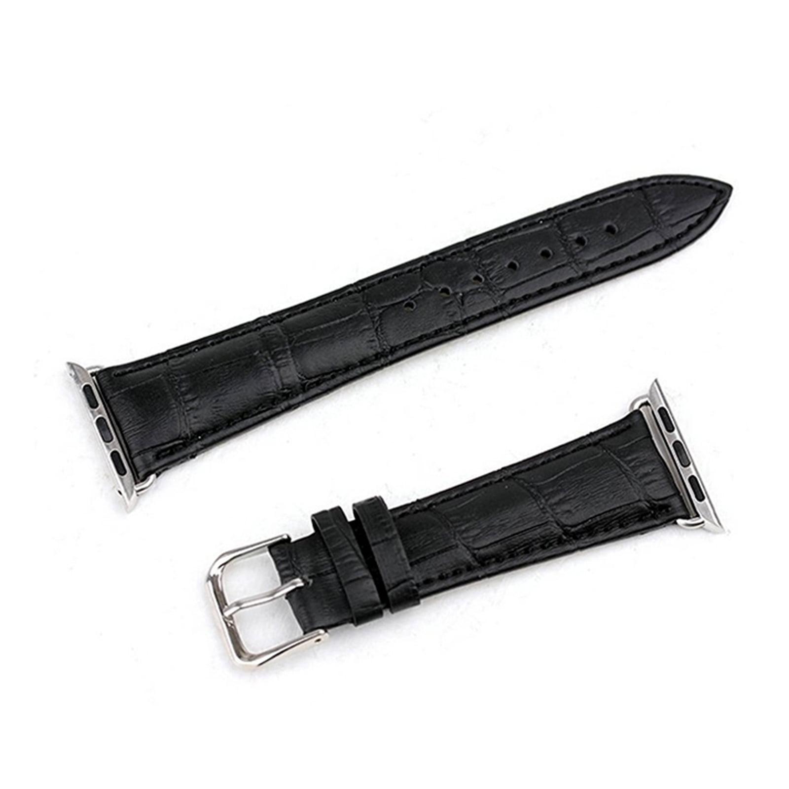 Mgear Wrist Strap For Apple Watch 42mm -  Black
