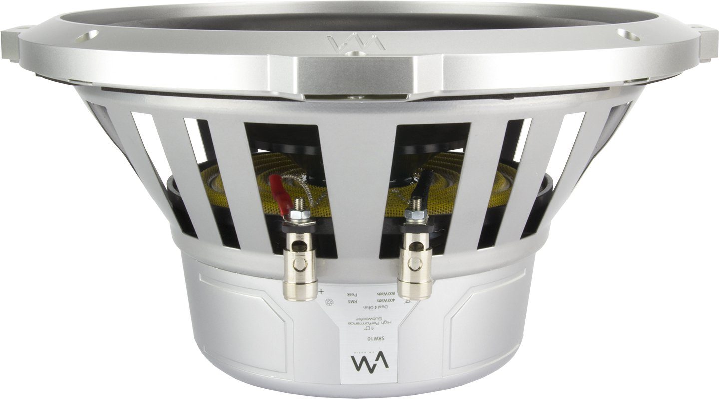 subwoofer series wiring diagram