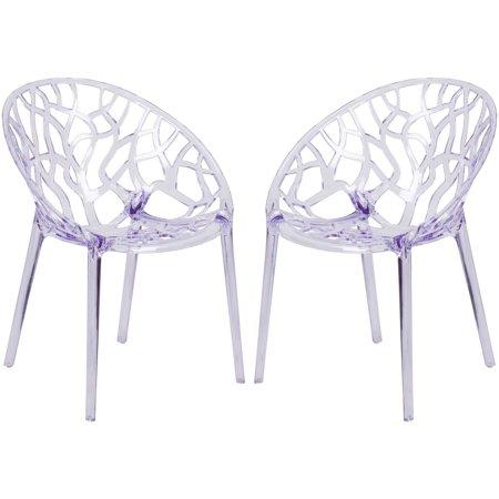 A Line Furniture Artistic Design Transparent Crystal Art Deco