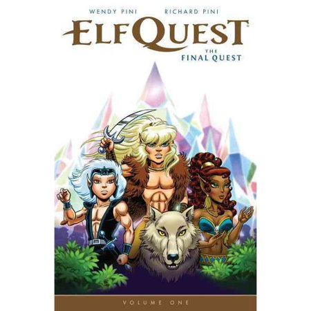 Elfquest 1: The Final Quest by