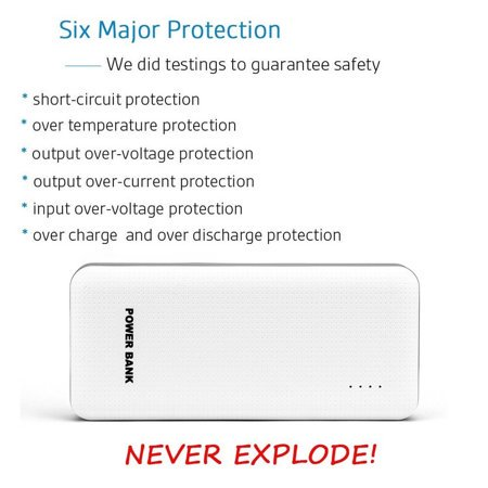 Power Bank 300000mAh External Battery Pack Power Bank Portable Charger