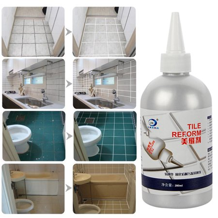 Tuscom Tile Gap Refill Agent Tile Reform Coating Mold Cleaner Tile Sealer Repair Glue