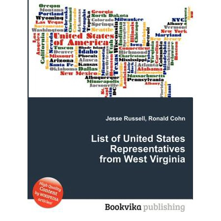 List of United States Representatives from West Virginia